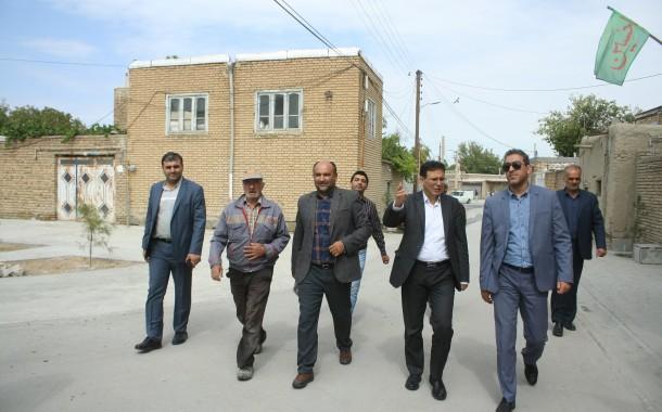 اجرای مطالعات طرح هادی در ۲۰۷۵ روستای آذربایجان غربی
