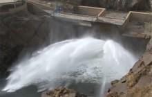 آغاز مرحله دوم رهاسازی آب چهار سد آذربایجان غربی به دریاچه ارومیه