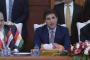 ظریف در اربیل: کُردهای عراق و سوریه را از خود می دانیم