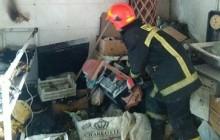 جزئیات انفجار ترقه و مواد محترقه در ارومیه