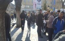 درخواست جمعی از بازنشستگان در ارومیه