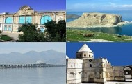 سرزمین زیبایی ها مسافران نوروزی را فرا می خواند/سفر خاطره انگیز به تاریخ