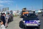 آذربایجان غربی آماده ارسال ۵ تن گوشت مرغ به لرستان/ اعزام ماشین آلات بنیاد مسکن
