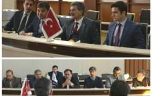 دیدار سفیر با حضرت پور / دست همکاری شهرداری ارومیه با ترکیه