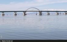 فرهاد سرخوش : ادامه بهبود وضعیت دریاچه ارومیه نیازمند اصلاح جاده میانگذر است