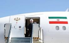 سفر رئیس جمهور به آذربایجان غربی