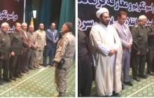 سردشت سرآمد دفاع از آرمان های انقلاب / فرمانده جدید سپاه معرفی شد
