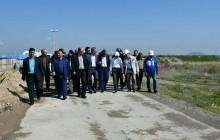 تصفیه خانه گلمان ۲.۵میلیون متر مکعب آب روانه دریاچه ارومیه می کند