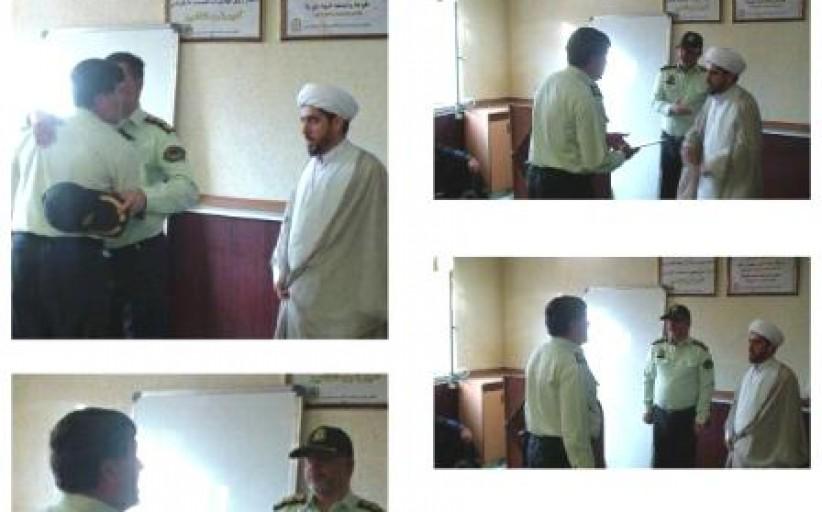 امانتداری پلیس وظیفه شناس درارومیه / تقدیر از سرگرد فرخ محمدی