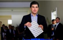 مهم ترین مسئولیت نچیروان بارزانی توسعه روابط با همسایگان اقلیم کردستان