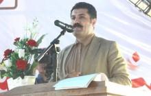 حسین زاده : برخی ها برای کسب منافع شخصی بدنبال ایجاد شکاف در جامعه هستند