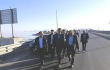 آخرین جزئیات طرح ساماندهی میانگذر دریاچه ارومیه