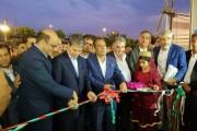 افتتاح دومین نمایشگاه و جشنواره ملی گردشگری در ارومیه