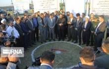 آغاز عملیات احداث چند طرح عمرانی و گردشگری در مهاباد