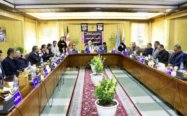 مجمع انتخاباتی هیات ورزشهای ناشنوایان آذربایجان غربی / معروفی رئیس شد + تصاویر