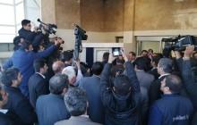 افتتاح مرحله دوم بیمارستان فاطمهزهرا(س) میاندوآب با حضور معاون اول رئیس جمهور
