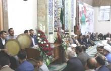 مراسم گرامیداشت هفته وحدت در مسجد جامع اهل سنت ارومیه + تصاویر