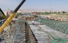 آخرین وضعیت تقاطع غیر همسطح آذربایجان در ارومیه