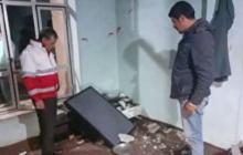 آذربایجان غربی ؛ استان معین در کمک به زلزله زدگان میانه