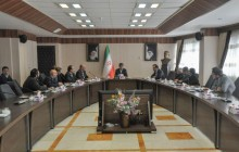 برگزاری نشست ویژه صادرات سیب به ریاست استاندار آذربایجان غربی