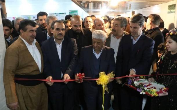 افتتاح همزمان ۵۲۶ پروژه عمرانی، اقتصادی و تولیدی بخش کشاورزی آذربایجان غربی + تصاویر