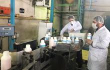 تغییر خط تولید برخی کارخانه های آذربایجان غربی برای تولید مواد ضد عفونی