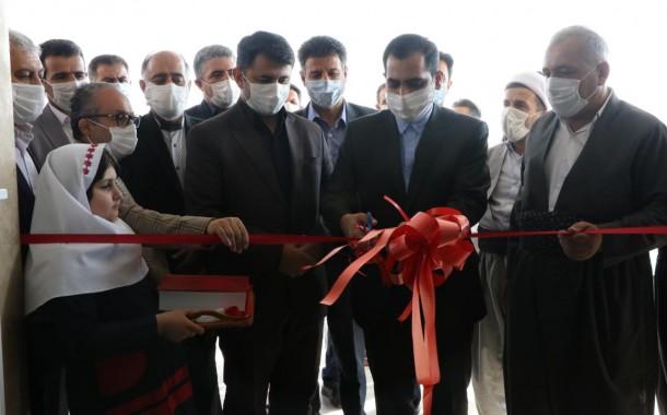 افتتاح ۷ پروژه و کلنگزنی ۳ پروژه ورزشی در آذربایجانغربی + عکس