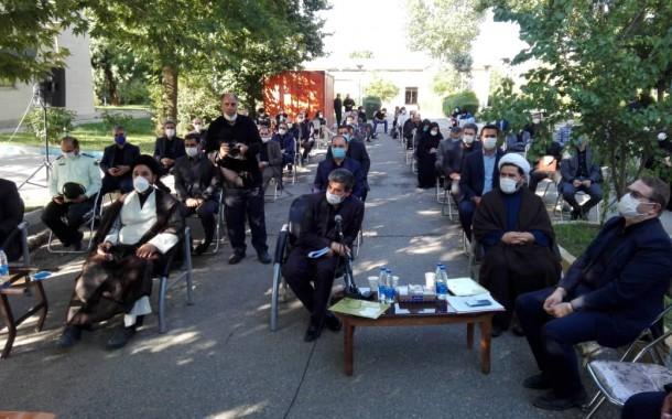 مراسم افتتاح پروژه های بخش کشاورزی آذربایجان غربی + تصاویر