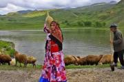 عدم دسترسی ۶۰ هزار خانوار عشایری ایران به آب شرب/مهاجرت معکوس عشایر آذربایجان غربی