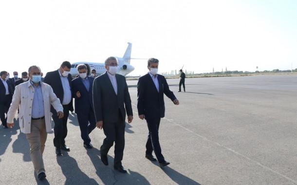 سفر وزیر نیرو به آذربایجان غربی + تصاویر