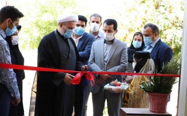 افتتاح کارگاه تولیدی ماسک ناشنوایان در ارومیه + تصاویر