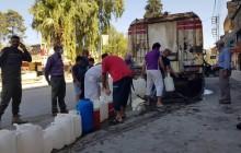 آب، سلاح ترکیه علیه کردهای سوریه