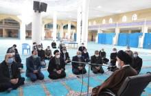 دیدار مسئولین دفاتر نظارت بر انتخابات با نماینده ولی فقیه در آذربایجان غربی
