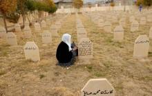 تن رنجور حلبچه ٣٣ سال پس از بمباران شیمیایی