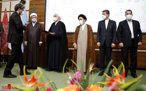 مراسم معارفه رئیس کل دادگستری آذربایجان غربی + تصاویر