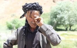 روزانگی اهالی روستای عین ملا مهاباد به روایت تصویر