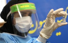 دانشجویان آذربایجان غربی در صف تزریق واکسن کرونا