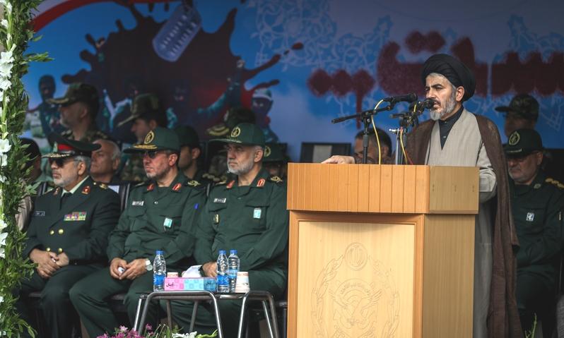 نماینده ولی فقیه در استان : دفاع مقدس در آذربایجان غربی ادامه دارد