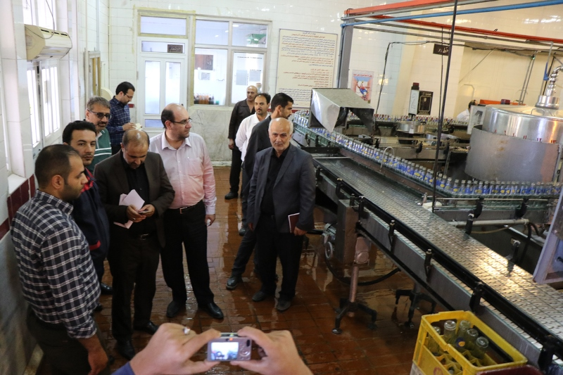 گزارش تصویری رزمایش شیفت ایثار در شرکت فرد آذربایجان