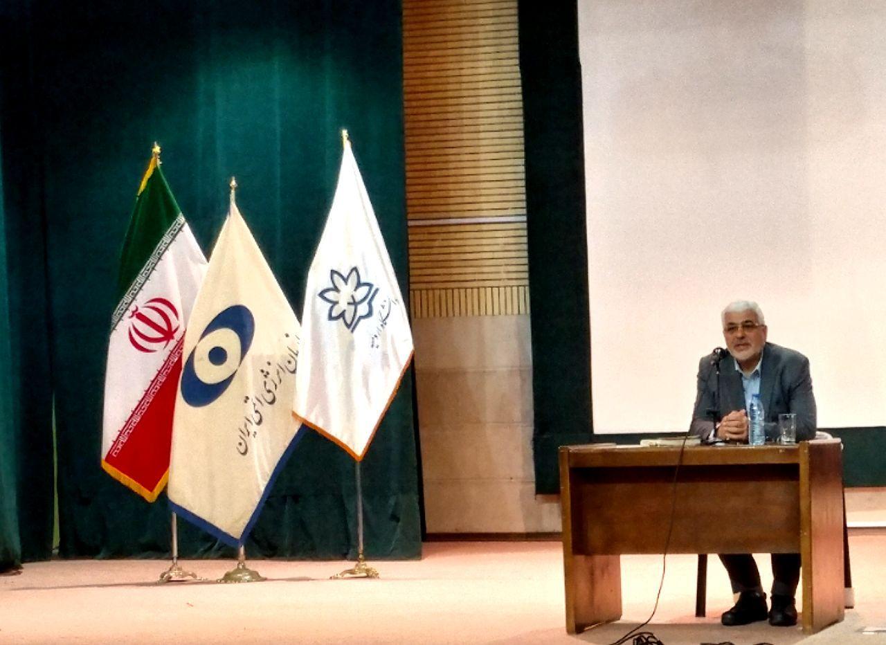 مشروح سخنان دستیار ویژه معاون رئیس جمهور و رئیس سازمان انرژی اتمی در ارومیه