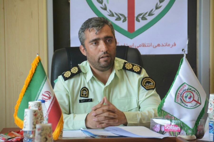 هشدارهای رئیس پلیس فتای آذربایجان غربی در خصوص فروش بلیط مسابقات والیبال