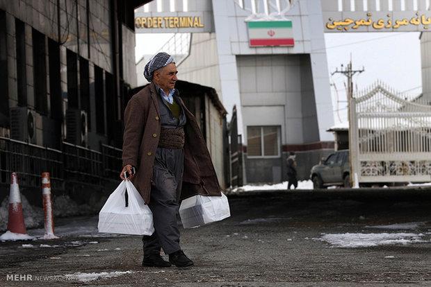 تردد بیش از ۳ میلیون مسافر از پایانههای مرزی آذربایجان غربی در طول سال