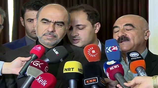 تلاش برای افتتاح گذرگاه جدید با سلیمانیه/احتمال ایجاد منطقه آزاد بین ایران و کردستان عراق