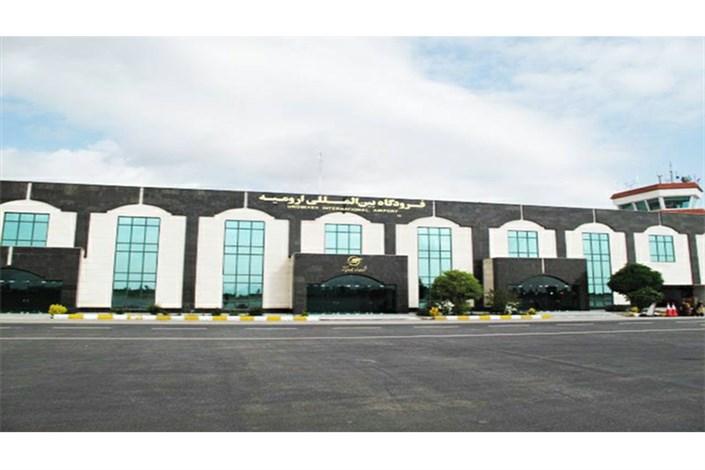 جابجایی۶۰۰۰ مسافر نوروزی از طریق فرودگاه ارومیه