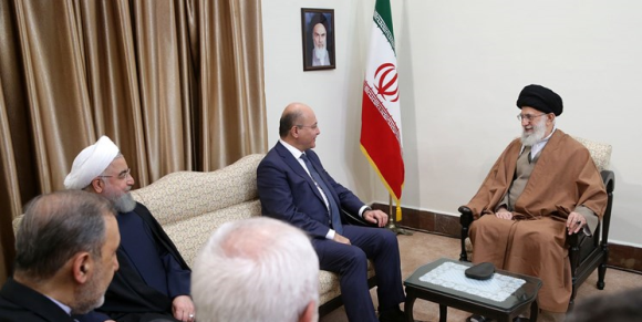 جزئیات دیدار برهم صالح با رهبر انقلاب