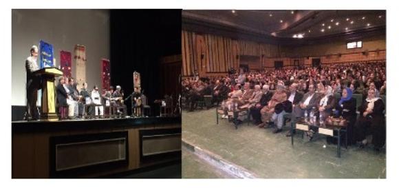 برگزاری مراسم نکوداشت ماموستا «هه لو» در مهاباد