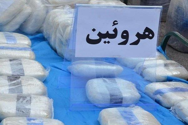 کشف ۹۷ کیلوگرم مواد مخدر در ارومیه