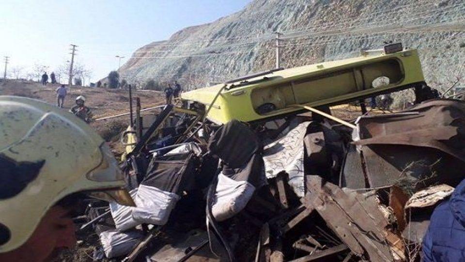 آخرین وضعیت پرونده مقصرین حادثه اتوبوس علوم و تحقیقات