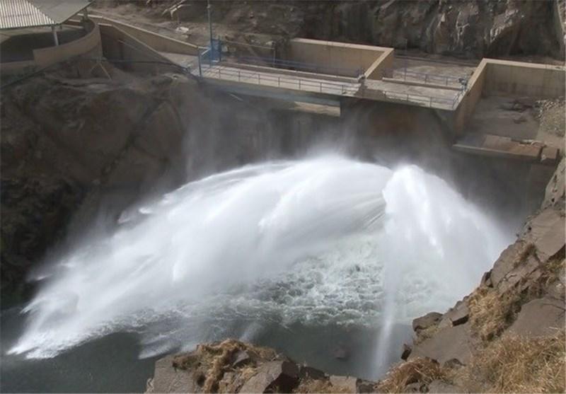 رهاسازی ۳۰ میلیون مترمکعب آب به دریاچه ارومیه