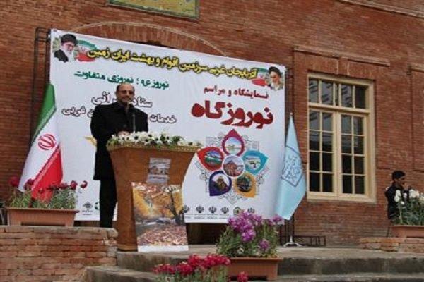 برگزاری برنامه نوروزگاه در تمام اماکن تاریخی آذربایجان غربی